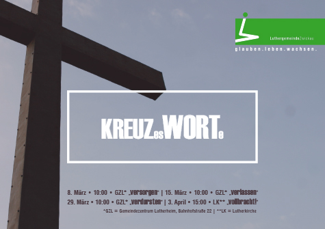 """KREUZesWORTe"" 