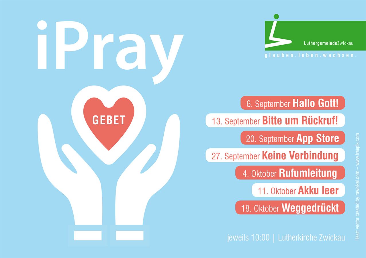 """iPray – Gebet"" 